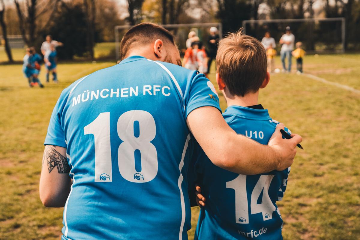 Rugby à l'École Française – Rugby an der Französischen Schule