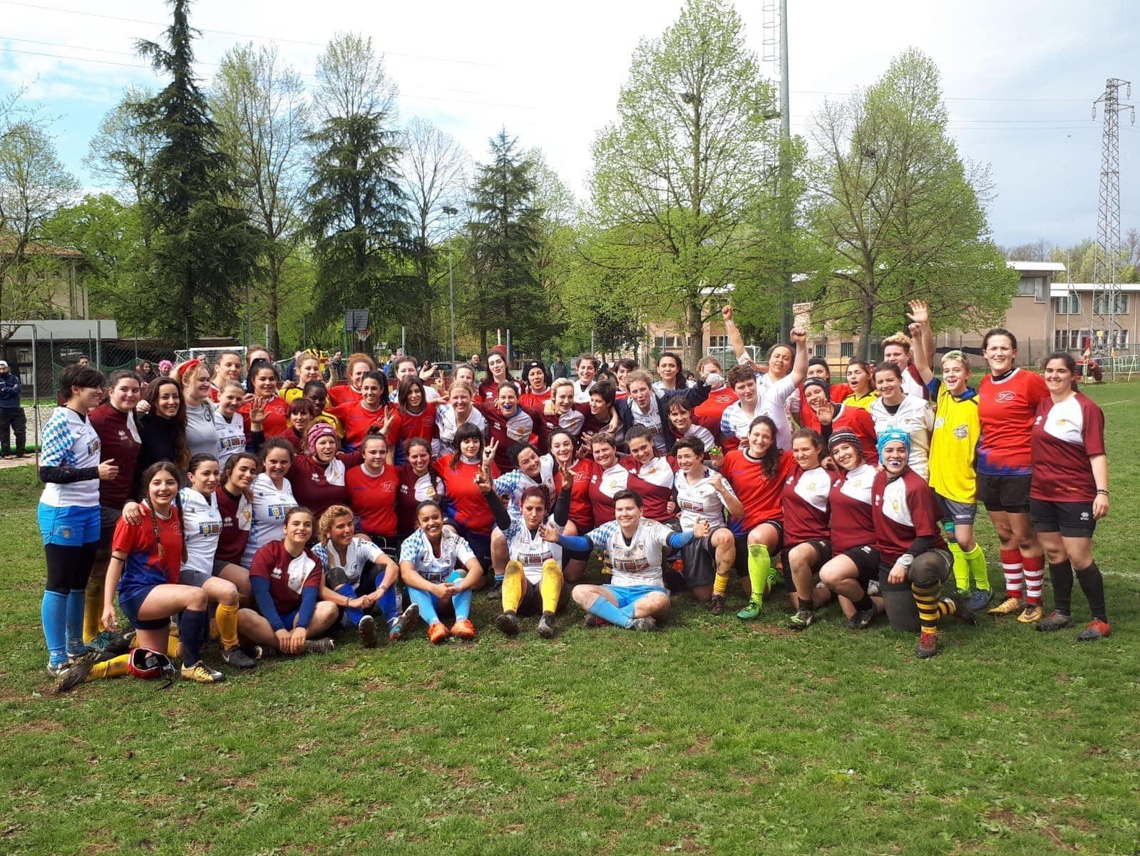 MRFC-Ladies: Crashkurs in Italien