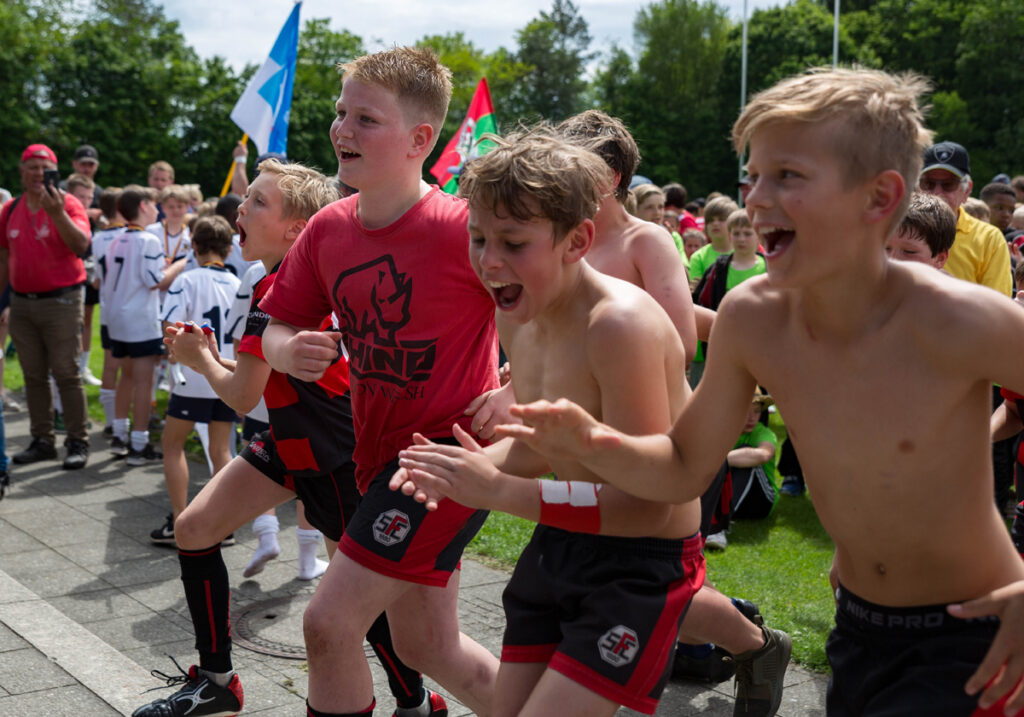 U12 DM: Das große Rugby-Fest beim MRFC