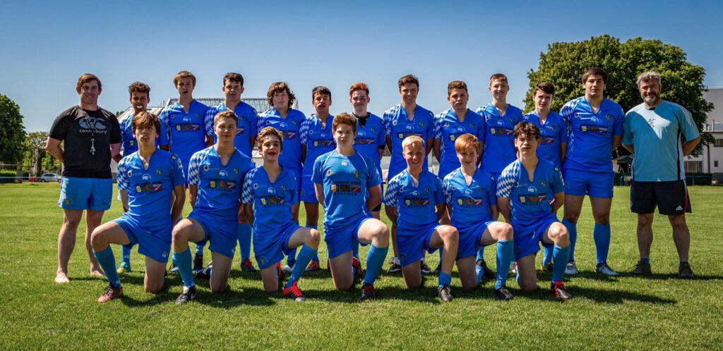 U16: MRFC holt den Meistertitel