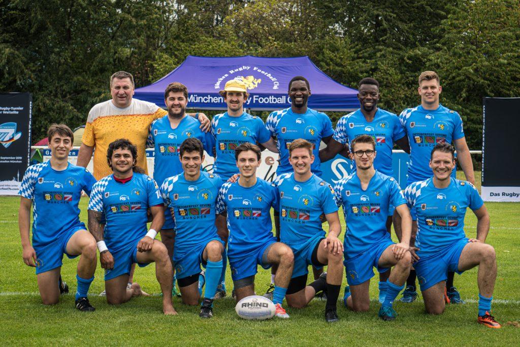 Das Team des MRFC