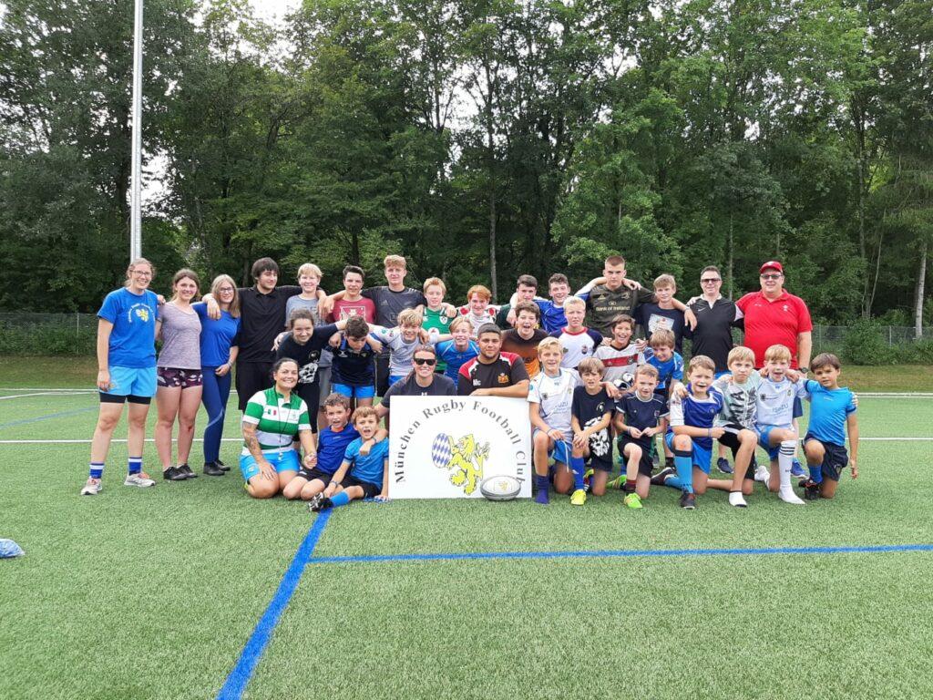 Rugby Camp I