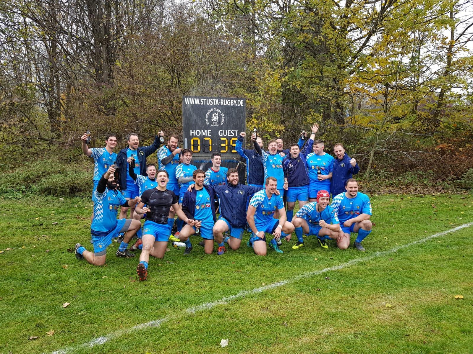 Derbysieg in der Regionalliga!