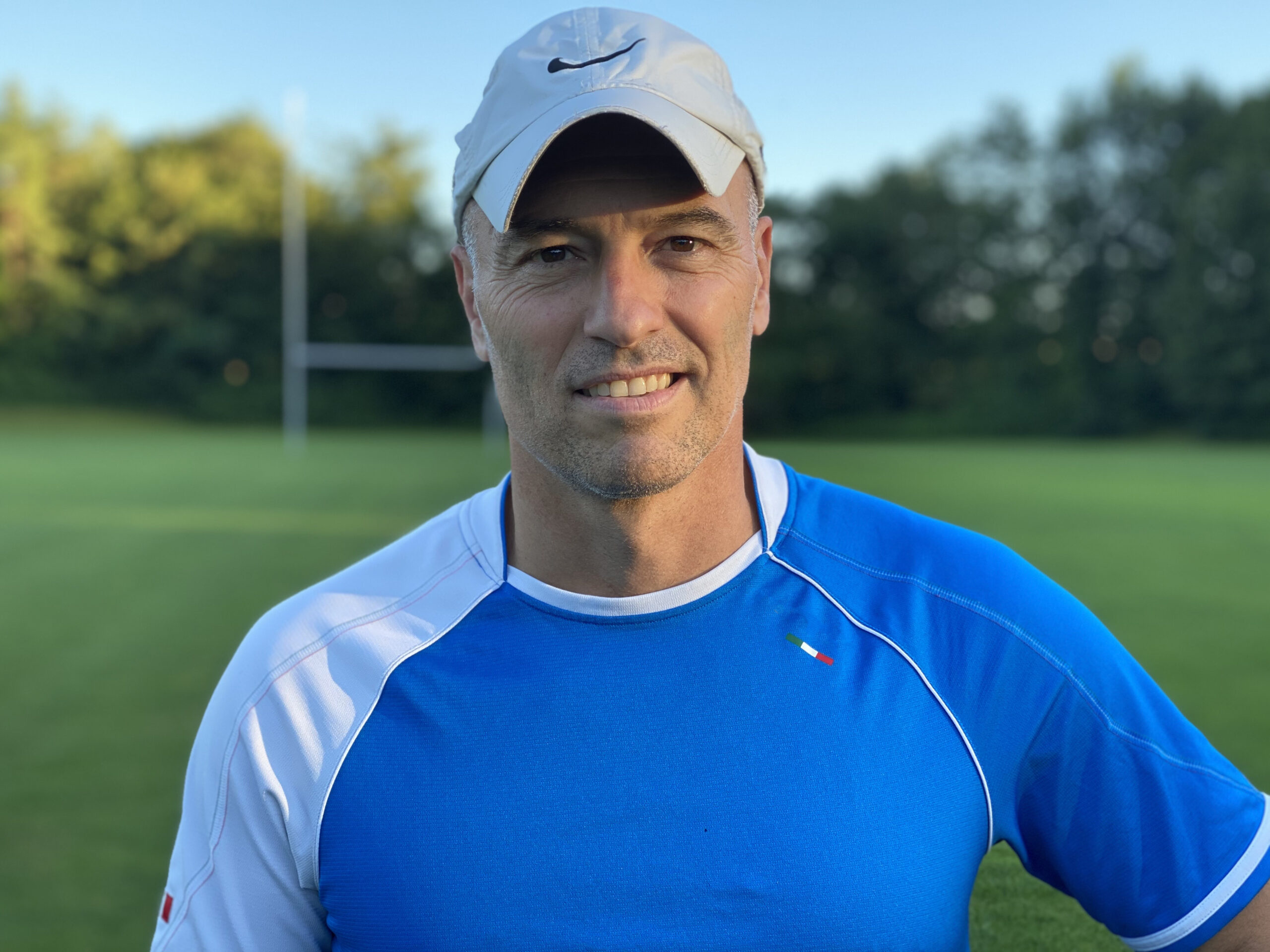 Umberto Re neuer Headcoach beim MRFC